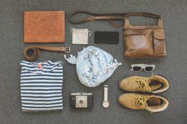 balenie sa na cestovanie