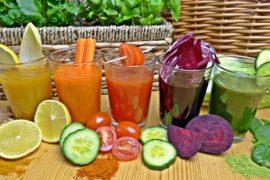 Ovocné a zeleninové smoothies