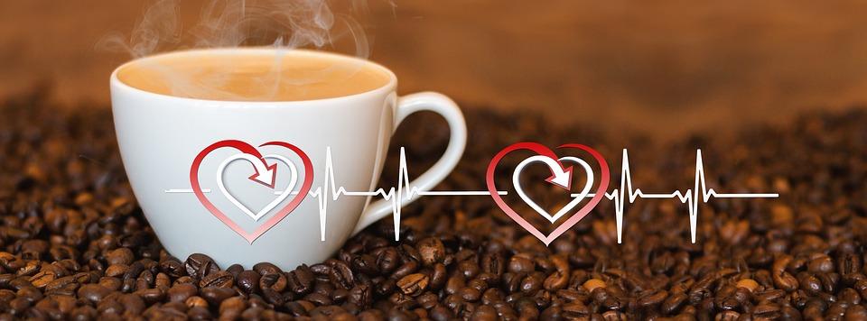 Coffee Cup Pulse Wawe