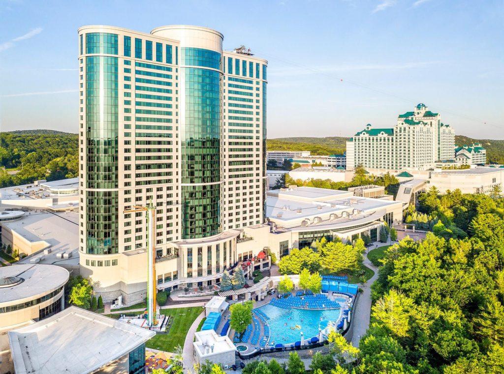 Foxwoods Resort Casino - Massachusetts