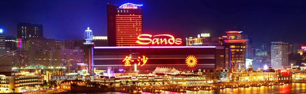 Sands Macau kasíno
